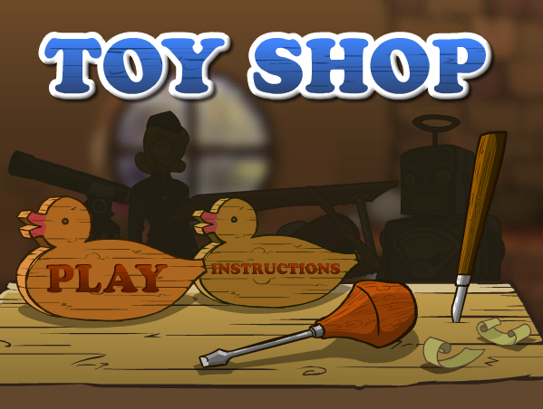 Toy shop juego
